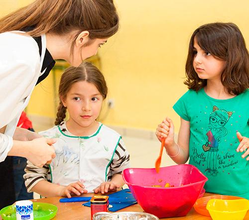 Escuela De Cocina Para Niños | Cocina Para Ninos Escuela De Cocina Para Ninos Comocomo School