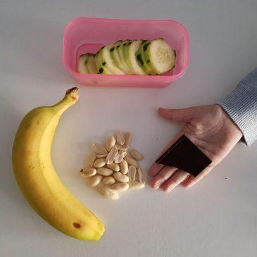 Desayunos para el recreo: Los Snacks más saludables