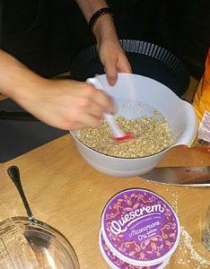 Tarta de higos mezcla