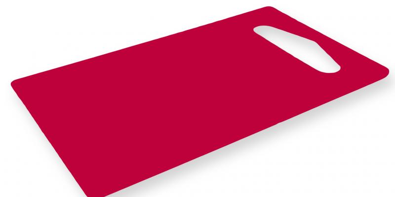 1900203 TABLAS DE CORTAR roja